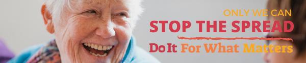 Stop the Spread Logo