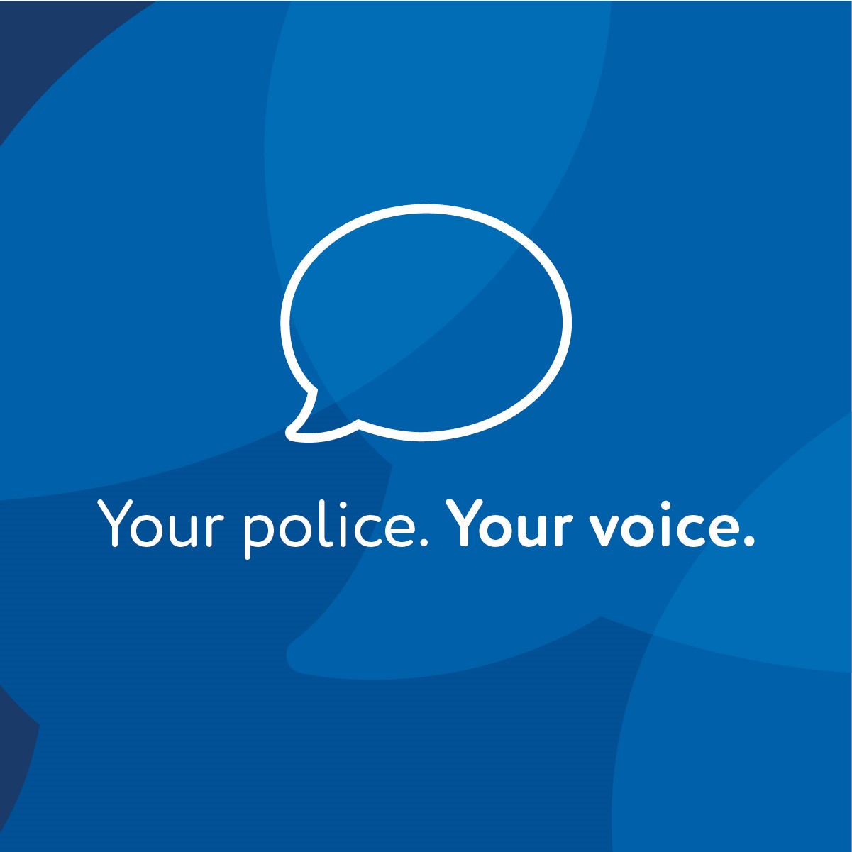 Your Police Your Voice Logo